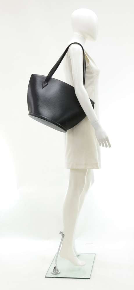 Saint Jacques GM Epi Leather Shoulder Bag