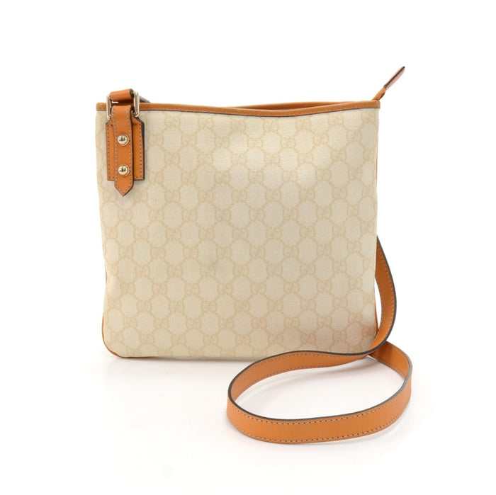 0d085ecfc3a GG Plus Coated Canvas Crossbody Bag Sold. Gucci