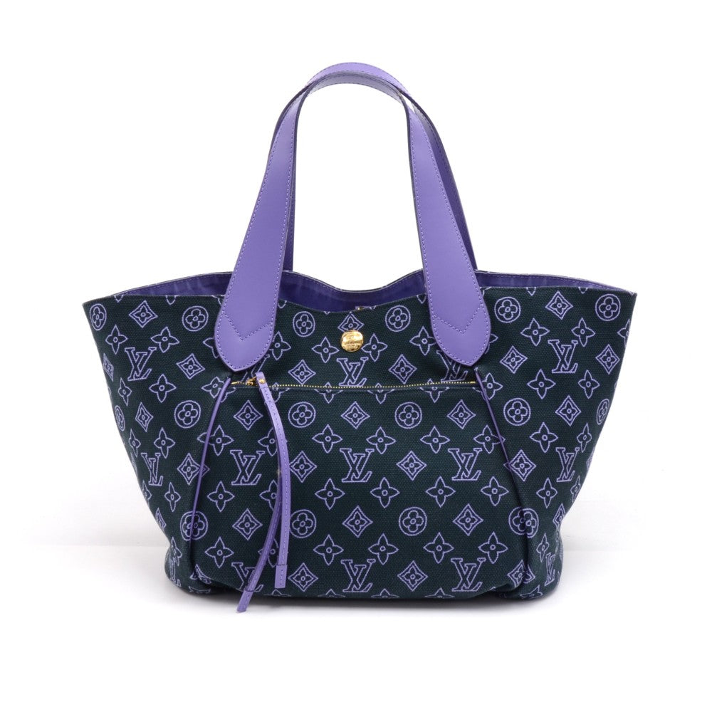 6d4519170 Louis Vuitton Cabas Ipanema PM Monogram Canvas Tote Bag – Poshbag ...