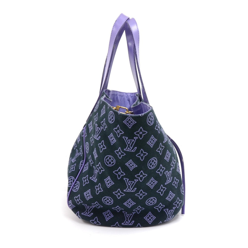 Cabas Ipanema PM Monogram Canvas Tote Bag