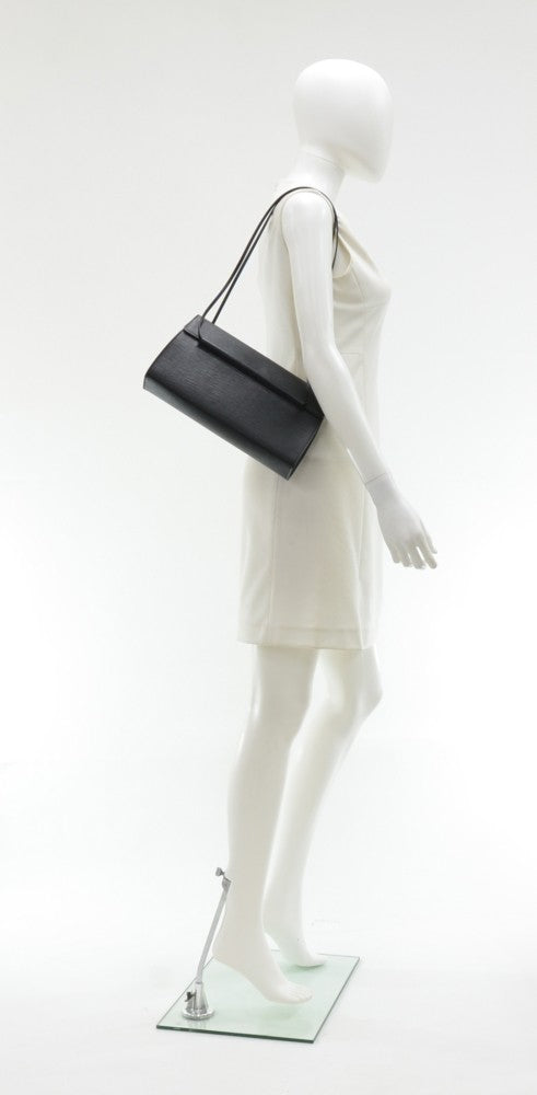 Dinard Epi Leather Shoulder Bag