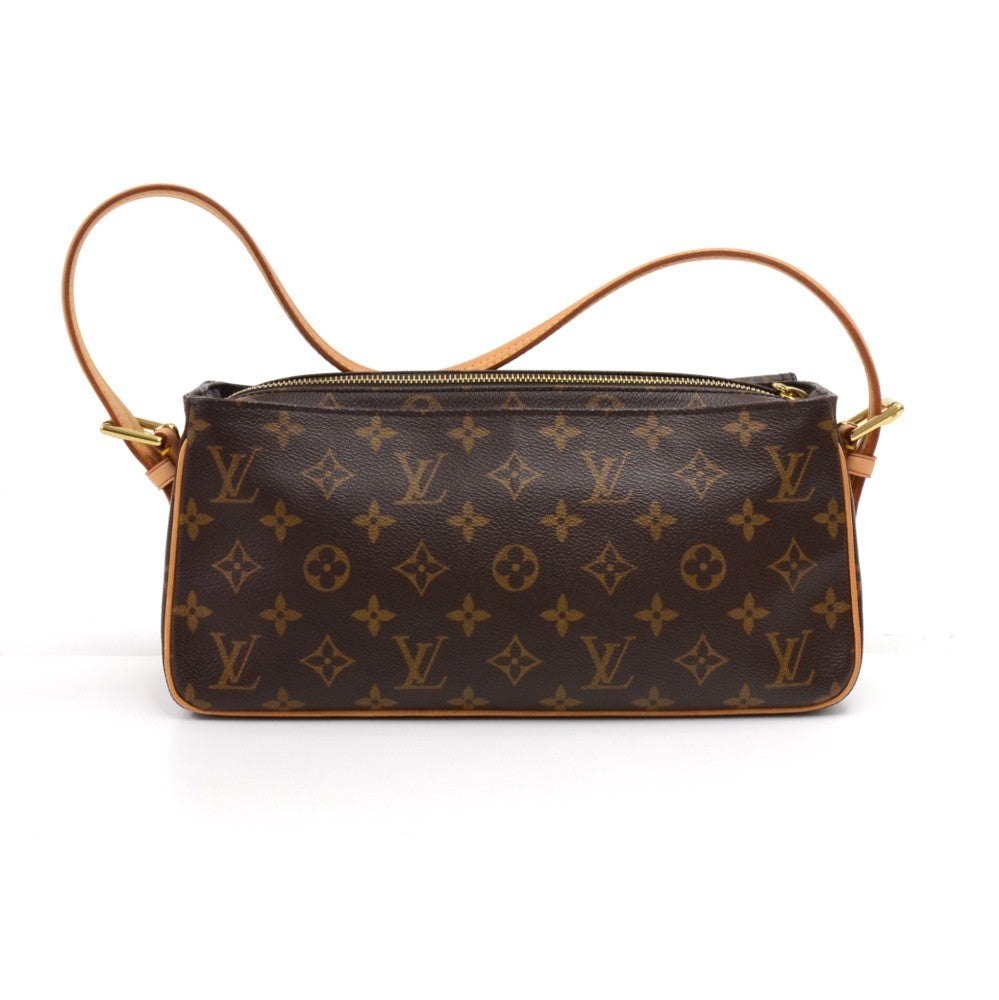 Viva Cite MM Monogram Canvas Shoulder Bag