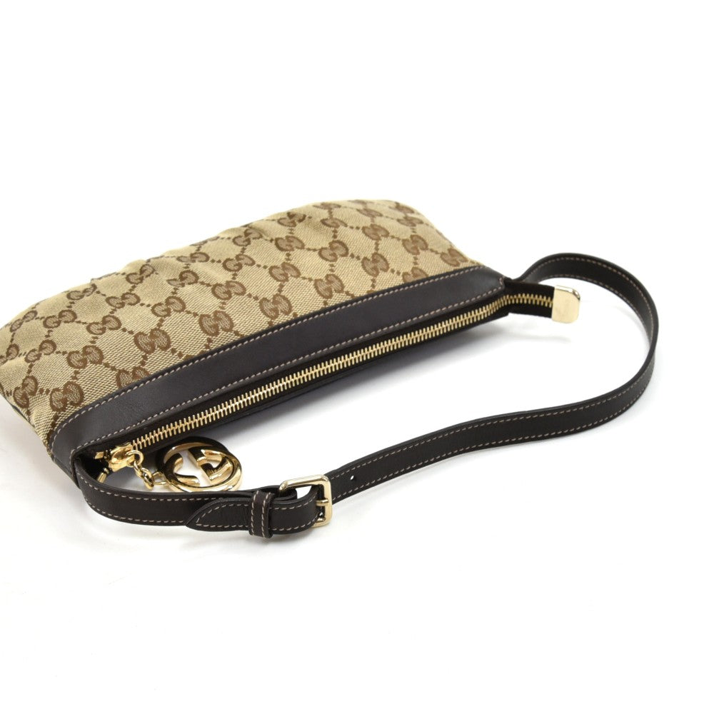 Monogram Canvas Small Rectangular Bag