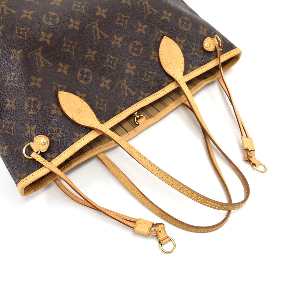 Neverfull PM Monogram Canvas Bag
