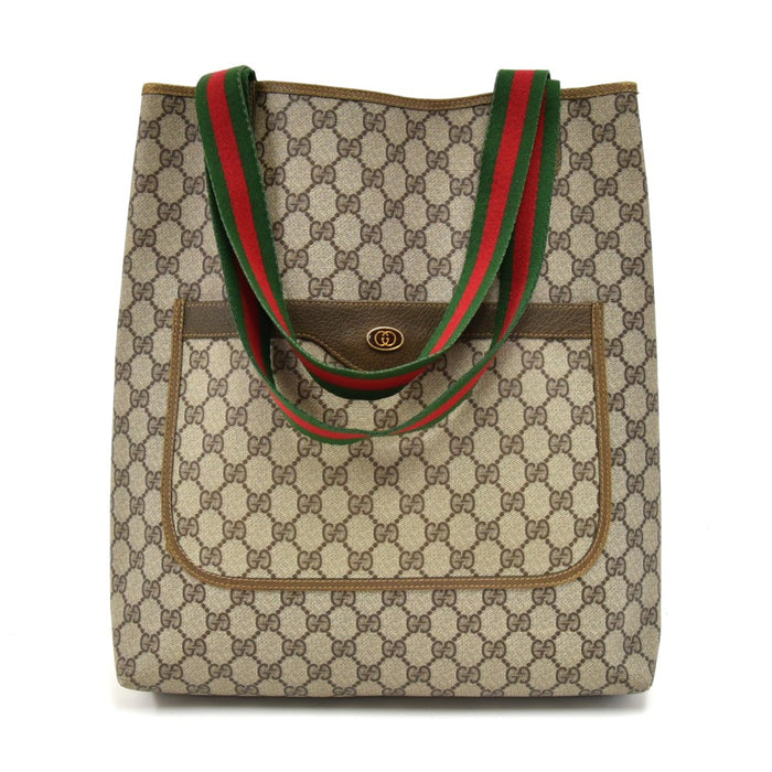 Accessory Collection Supreme Monogram Canvas Bag