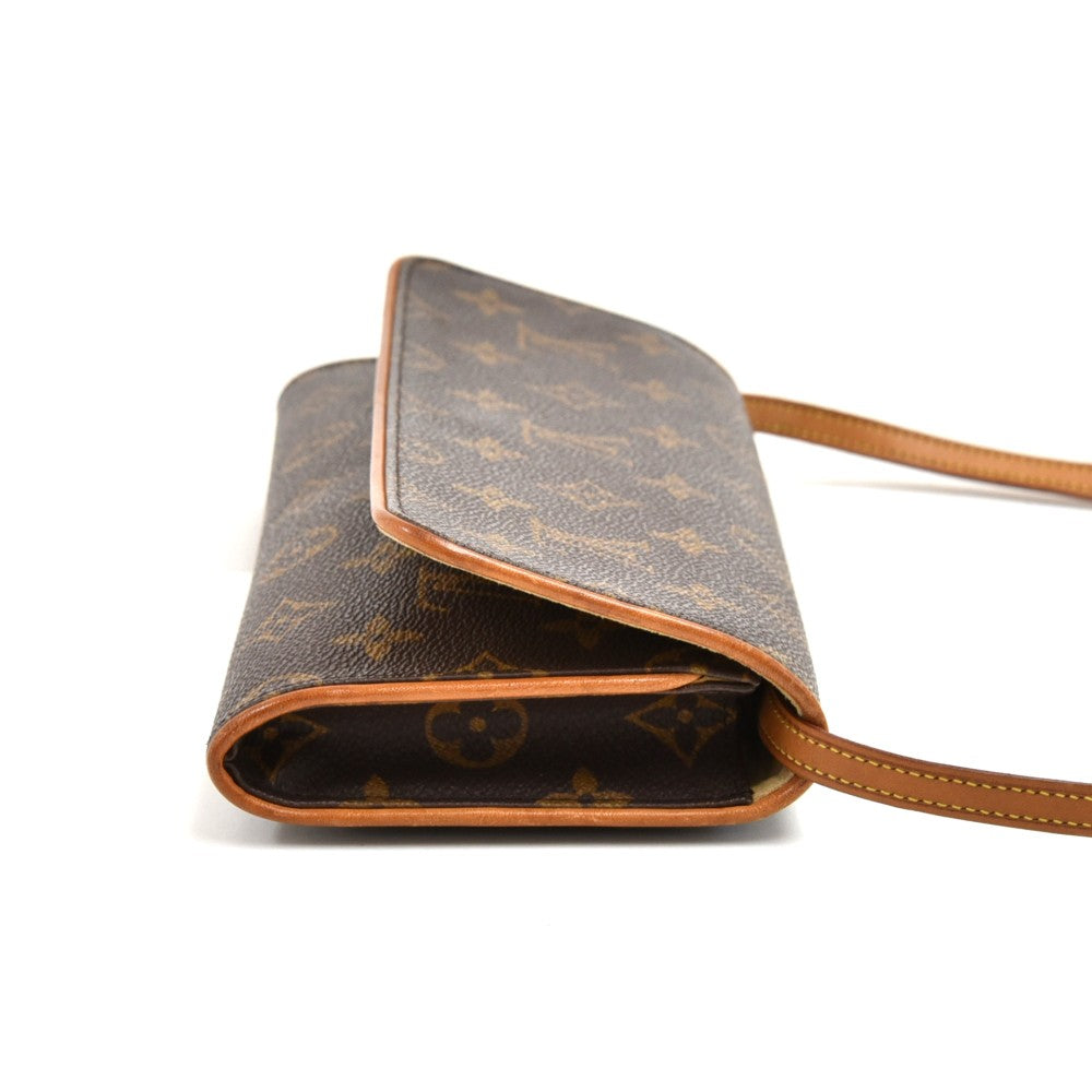 Pochette Twin GM Monogram Canvas Bag