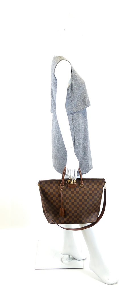 Belmont Damier Ebene Canvas Bag