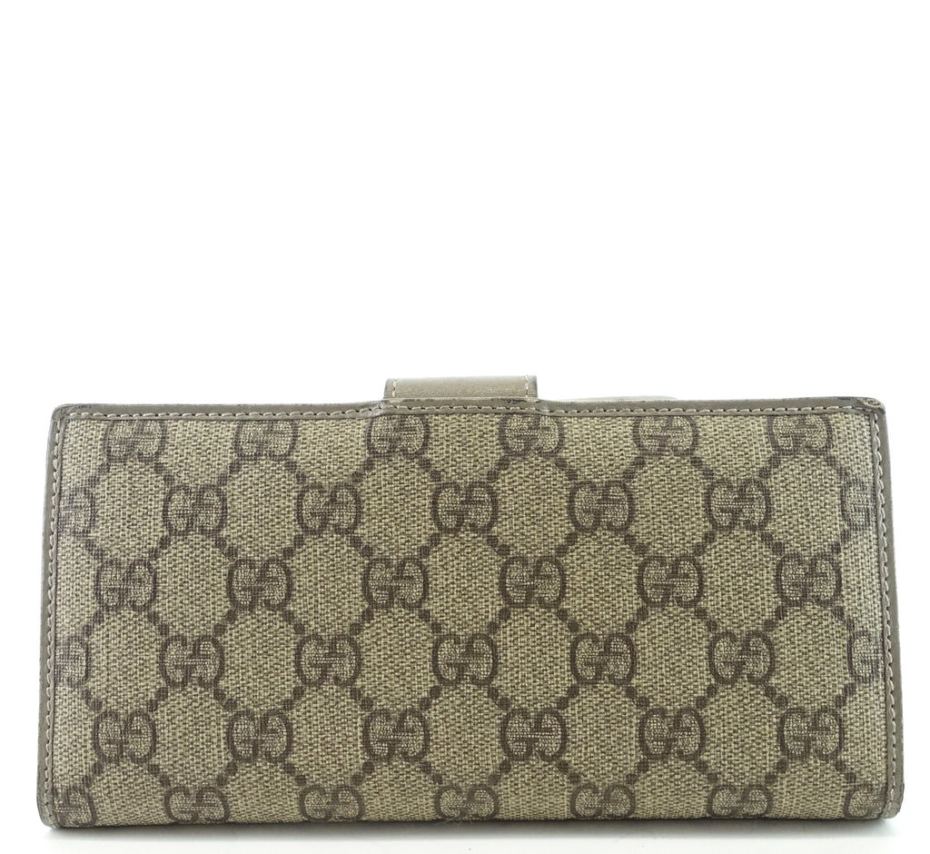 Monogram Canvas Continental Wallet