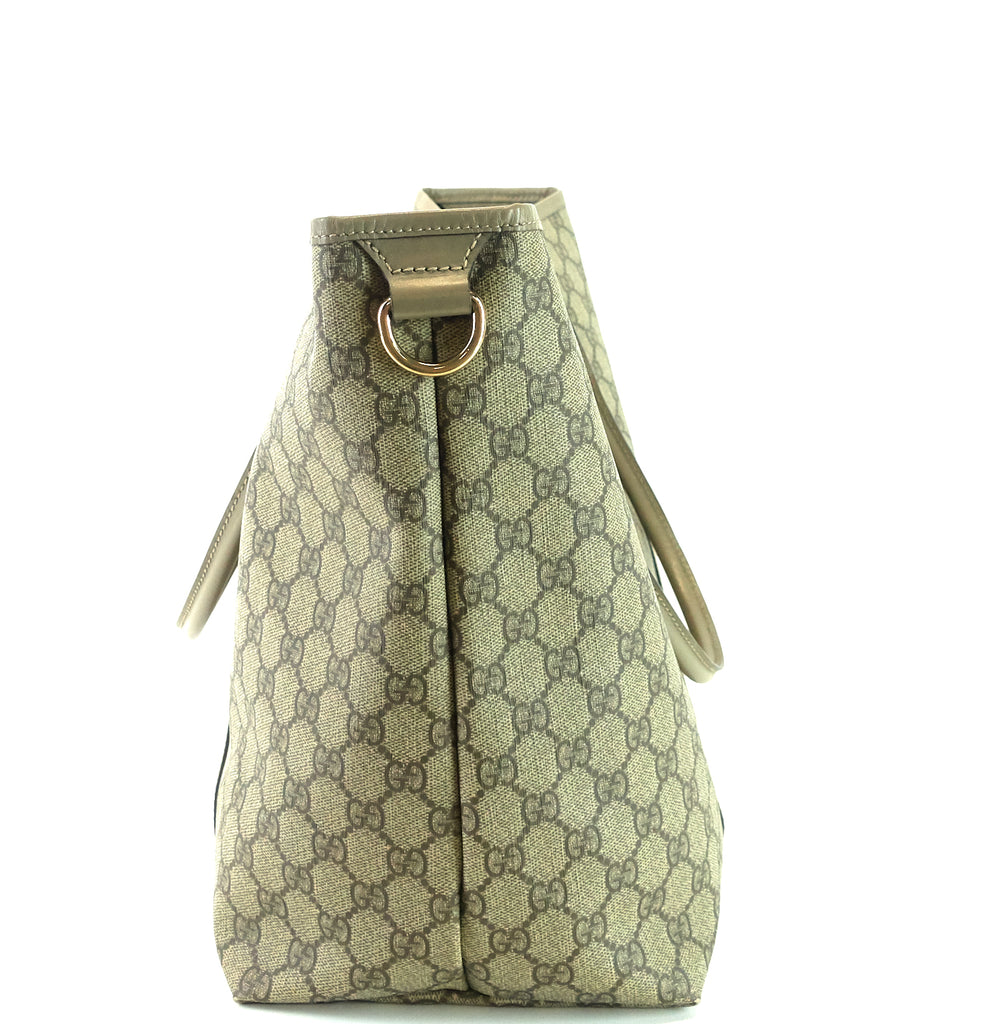 Joy Medium Supreme Monogram Canvas Tote Bag