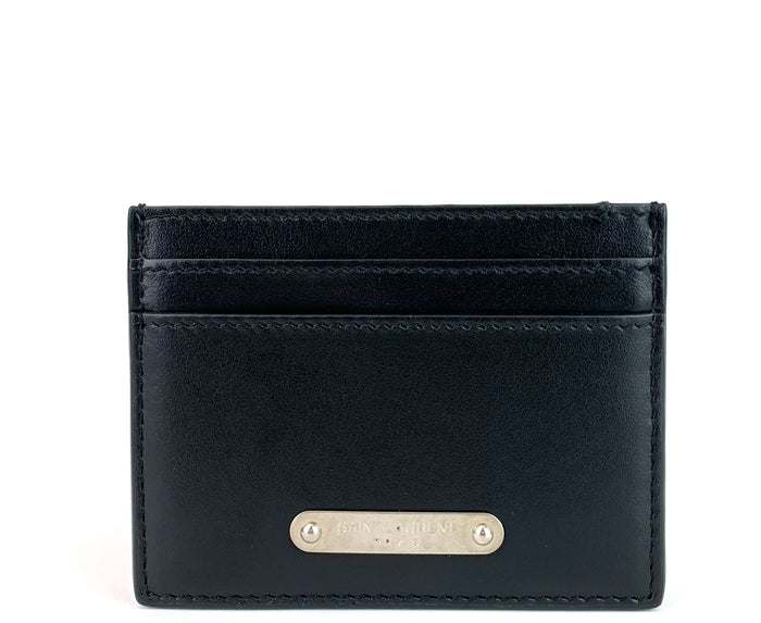 Calf Leather Card Holder