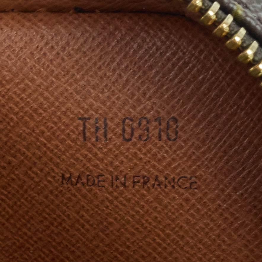 Pochette Marly Dragonne Monogram Canvas Bag