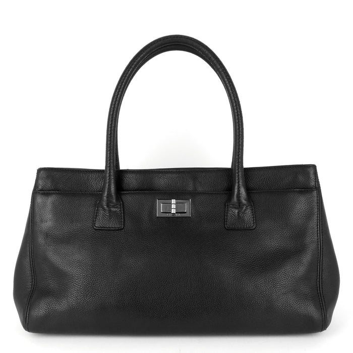 2.55 Executive Reissue Cerf Caviar Leather Tote Bag