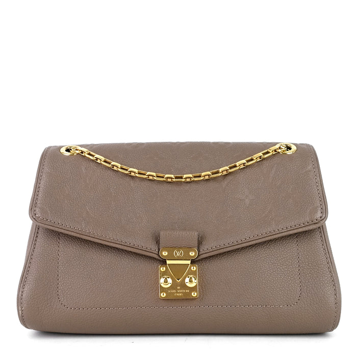 Saint Germain PM Monogram Empreinte Leather Bag