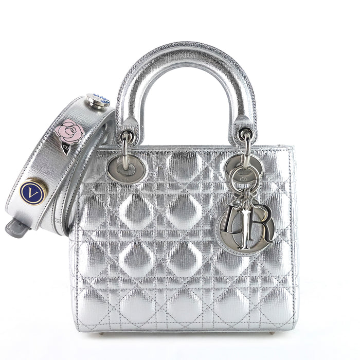 Lady Dior MyABCDior Leather Bag