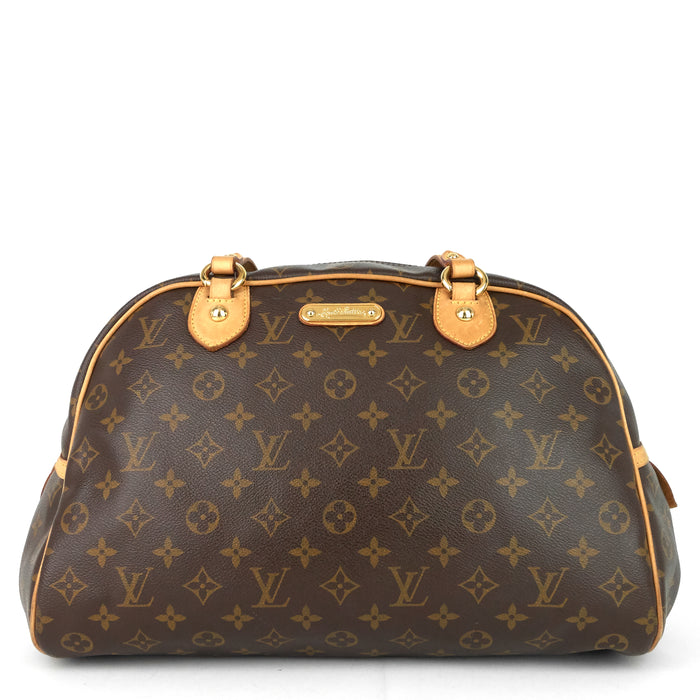 Montorgueil Monogram Canvas Bag