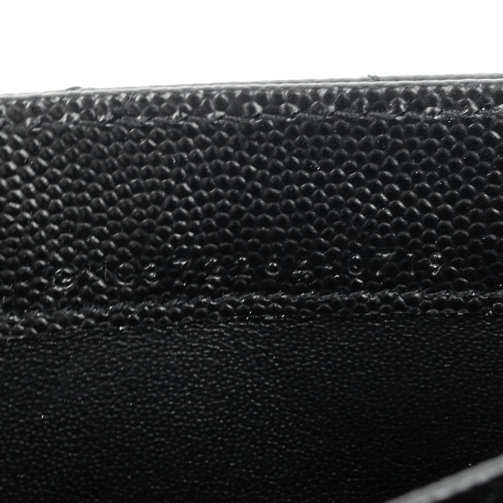 Monogramme Large Leather Envelope Flap Wallet