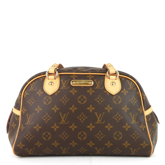 Montorgueil PM Monogram Canvas Bag