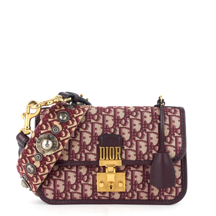 DiorAddict Medium Oblique Monogram Canvas Bag