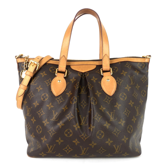 Palermo Monogram Canvas Bag