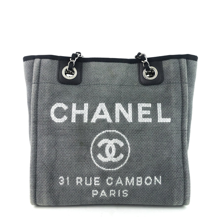 Deauville Canvas Tote Bag