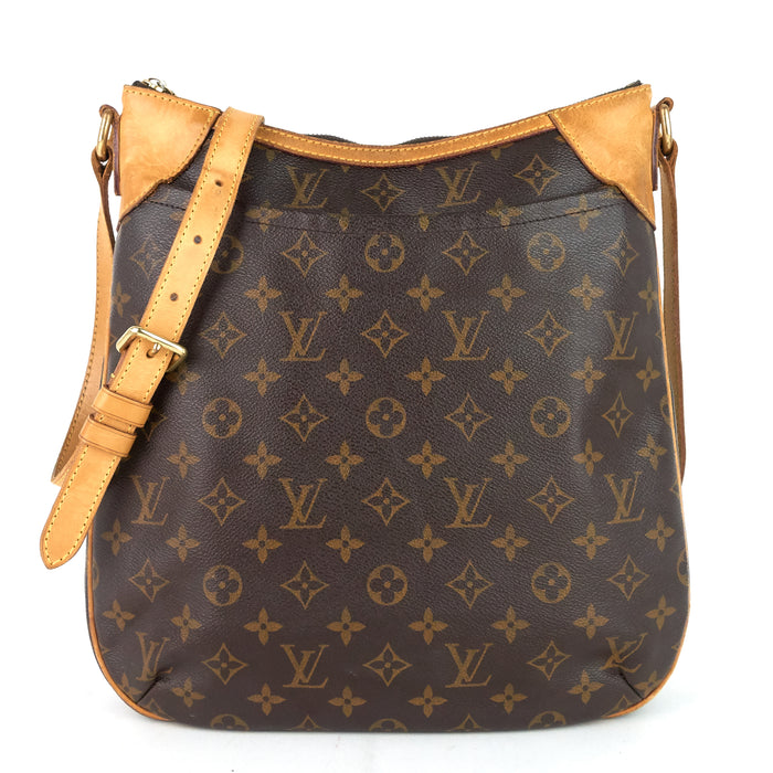 Odeon MM Monogram Canvas Bag