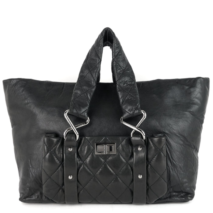 Reissue Lambskin Leather Tote Bag