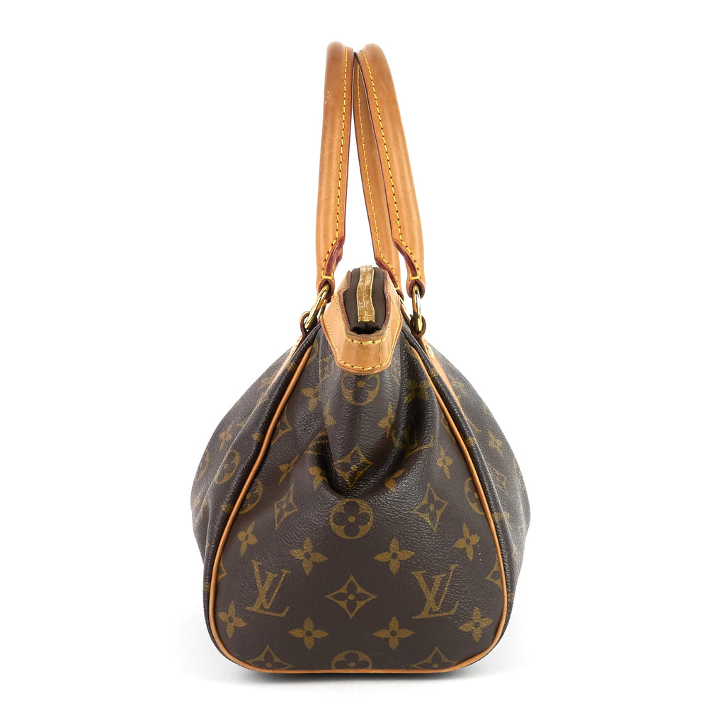 Tivoli PM Monogram Canvas Bag