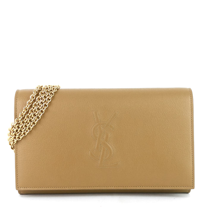 Belle de Jour Calf Leather Wallet on Chain Bag
