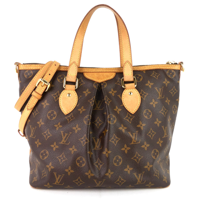 Palermo PM Monogram Canvas Bag