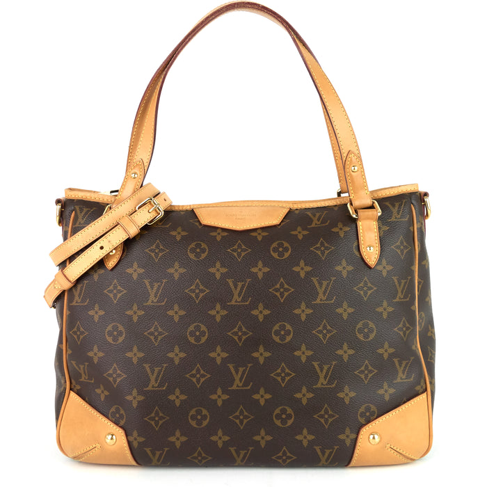 Estrela MM Monogram Canvas Bag