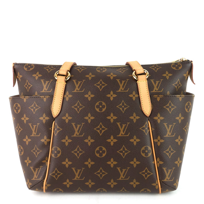 Totally PM Monogram Canvas Bag
