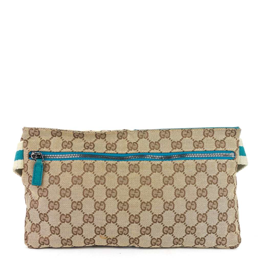 GG Canvas Belt Bag