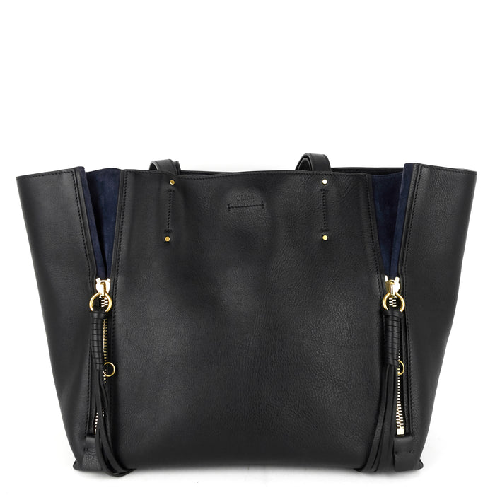 Milo Tote Medium Calf Leather Bag