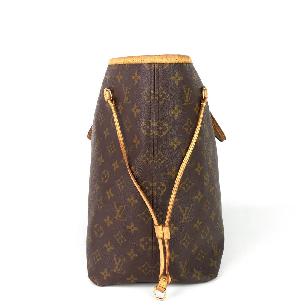 Neverfull GM Monogram Canvas Bag