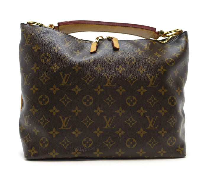 Sully PM Monogram Canvas Shoulder Bag