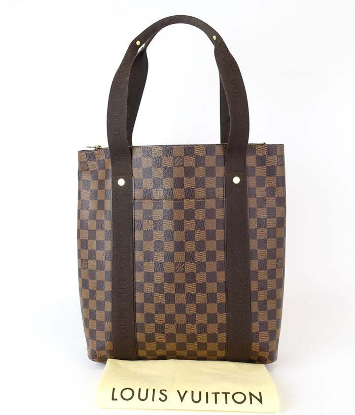 Louis Vuitton · Pochette Accessoires Monogram Canvas Evening Bag · Cabas  Beaubourg Damier Ebene Canvas Tote Bag 4f2b8a537d3b9