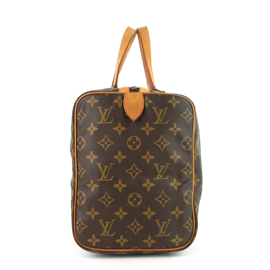 Sac Souple 35 Monogram Canvas Duffle Bag