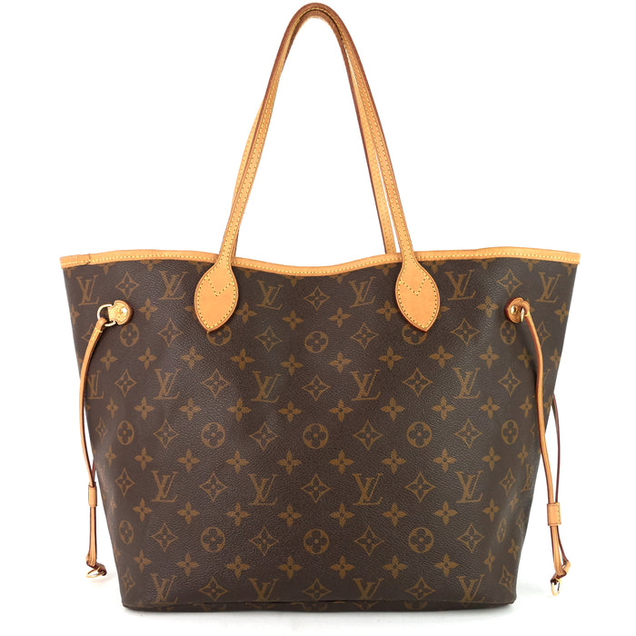 Neverfull MM Monogram Canvas Bag