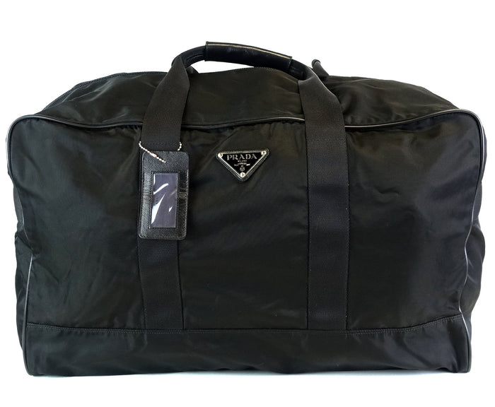 Nylon Large Duffel Bag