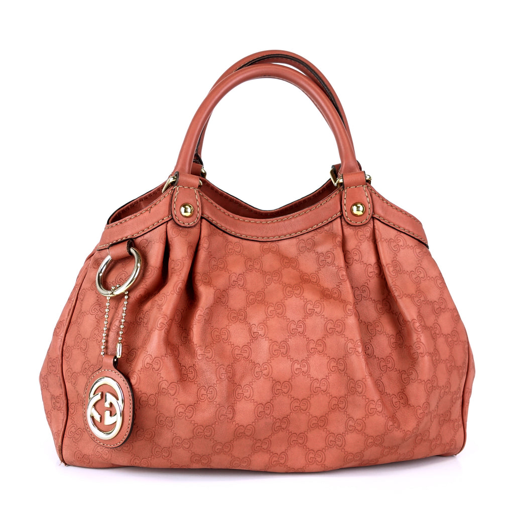 4d2997eedd4f Gucci Sukey Guccissima Leather Tote Bag – Poshbag Boutique