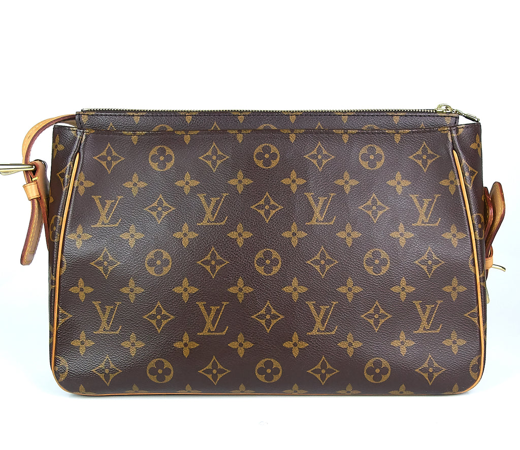 Viva Cite GM Monogram Canvas Bag