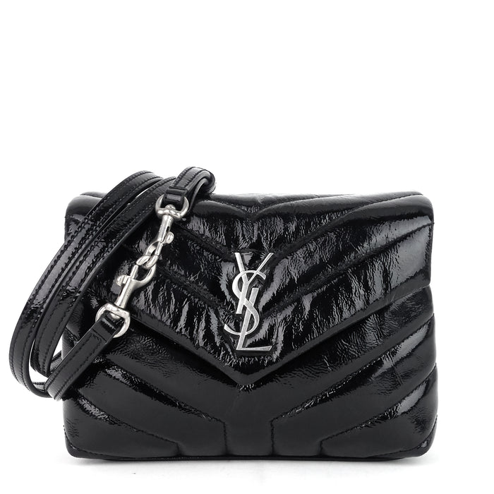Monogramme Toy Loulou Mini Patent Leather Bag