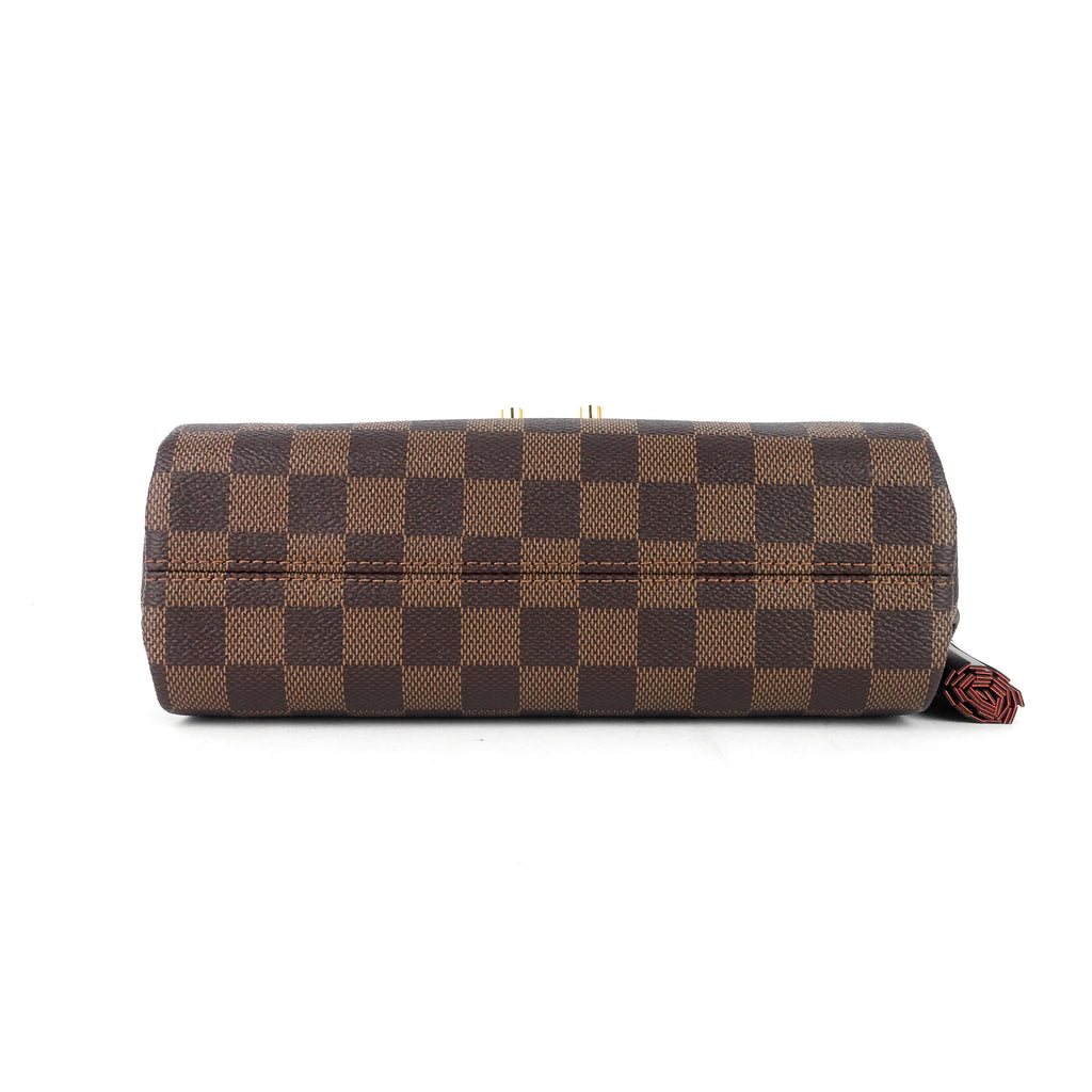Croisette Damier Ebene Canvas Bag