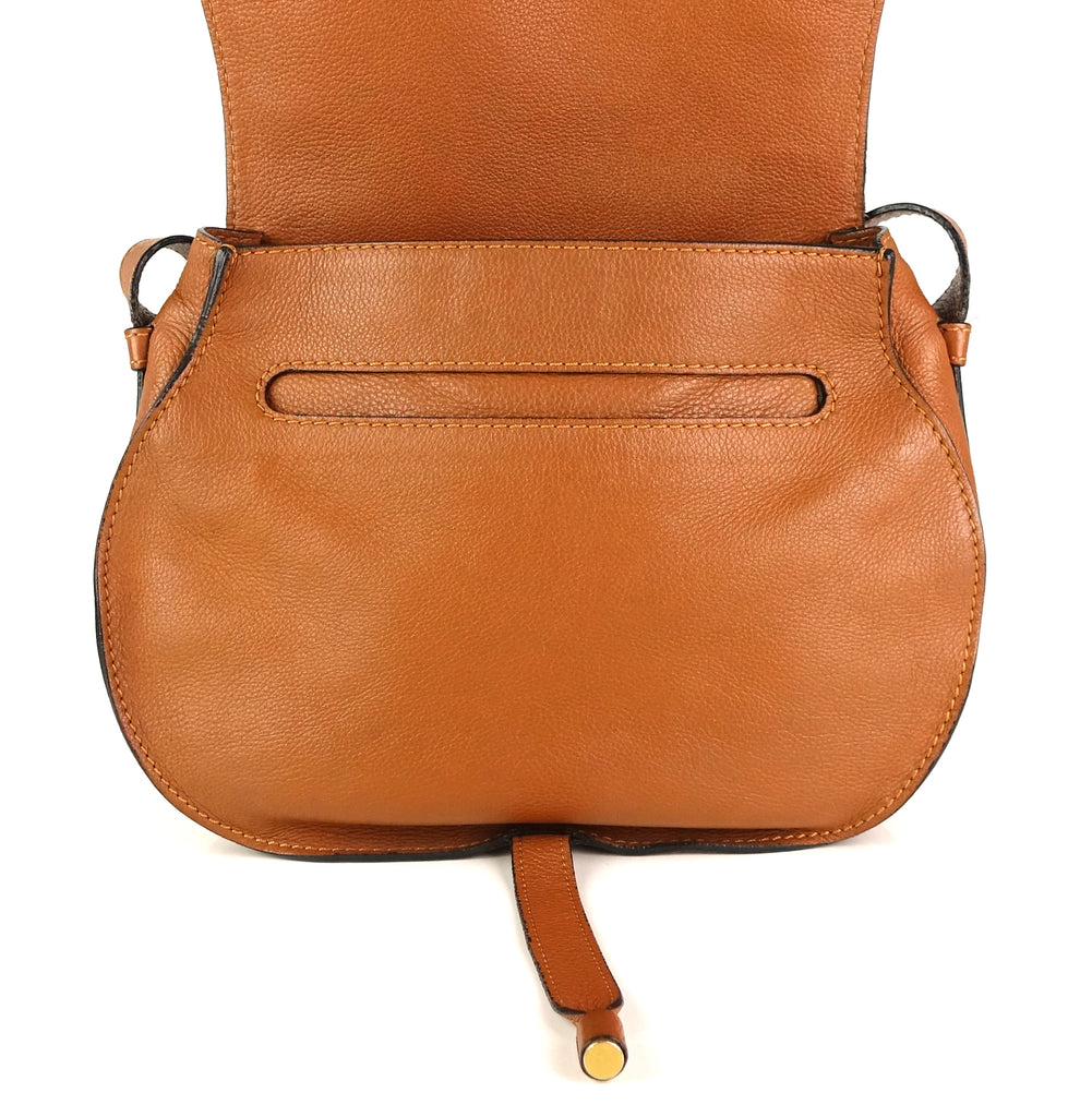 Marcie Calf Leather Medium Bag