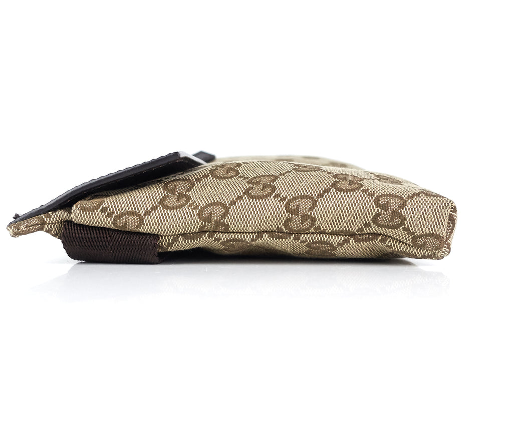 Monogram Canvas Belt Bag