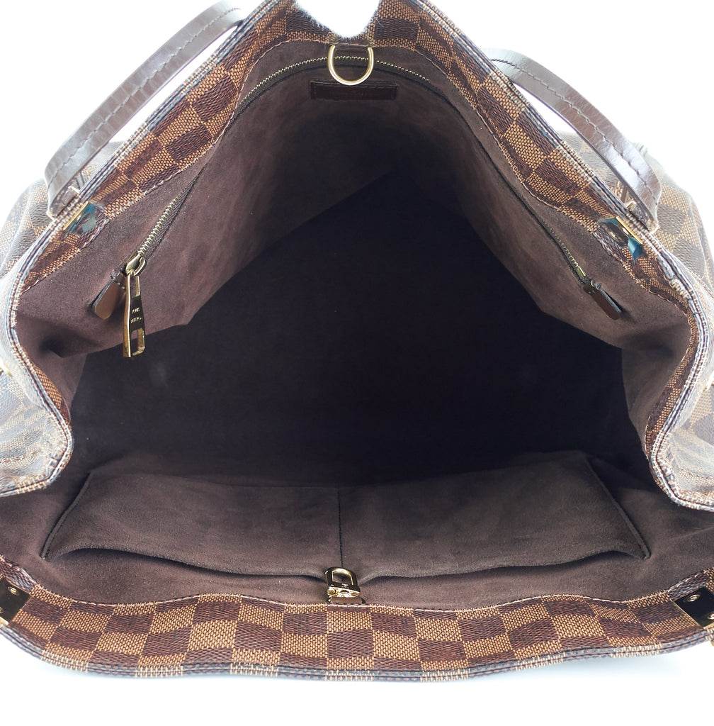 Marylebone GM Damier Ebene Canvas Bag