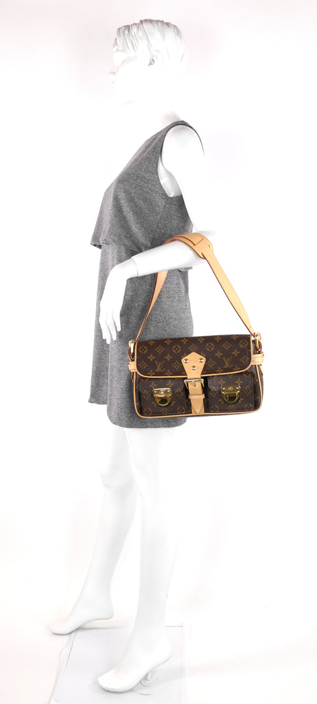 Hudson PM Monogram Canvas Bag