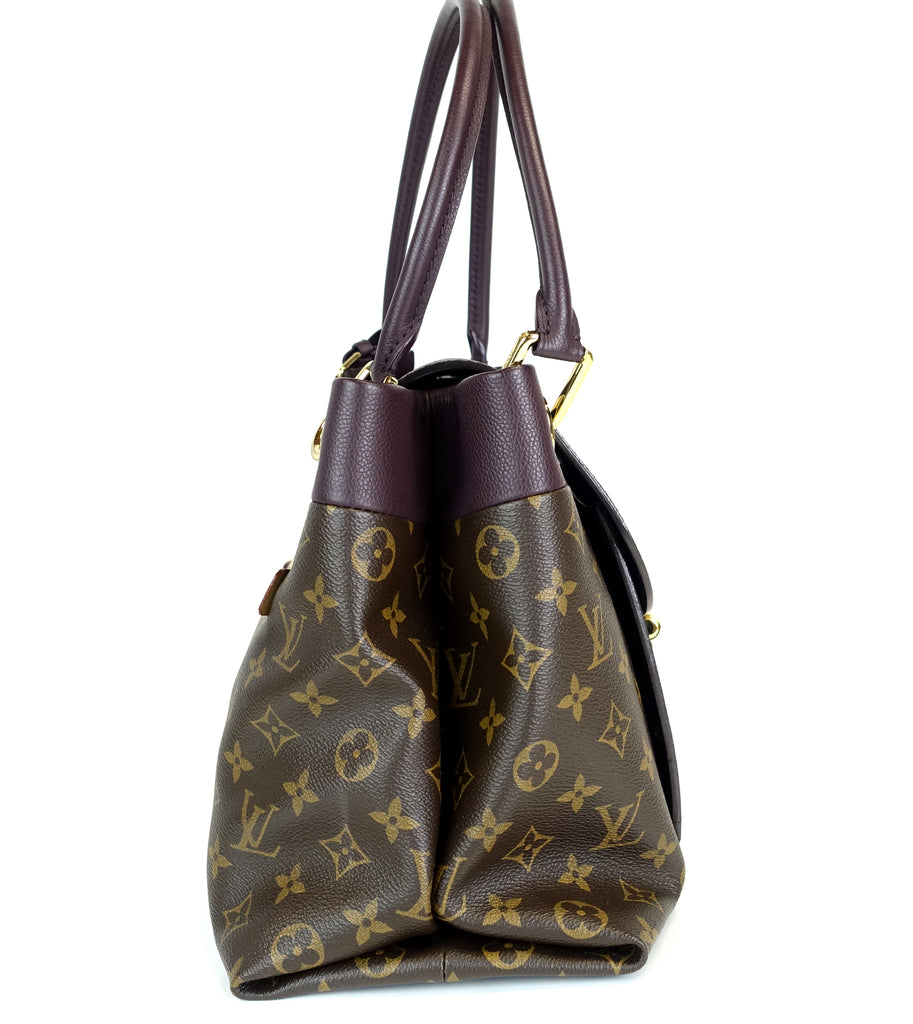 Olympe Monogram Canvas Bag