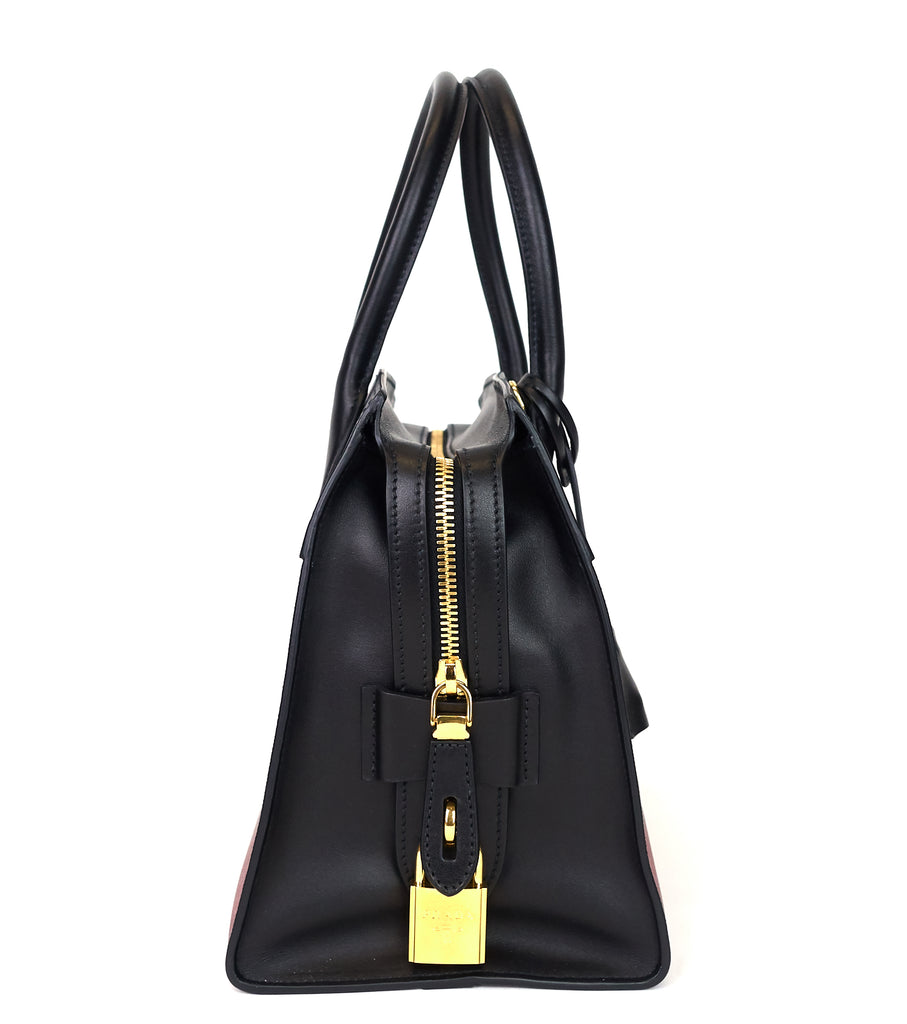 Esplanade Saffiano Leather Tote Bag