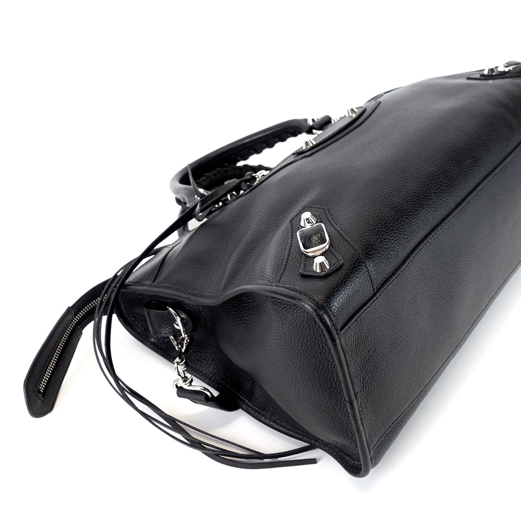 Classic City Leather Bag